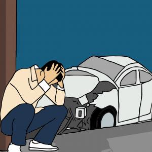 רכב מושבת