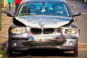 רכב שעבר תאונה